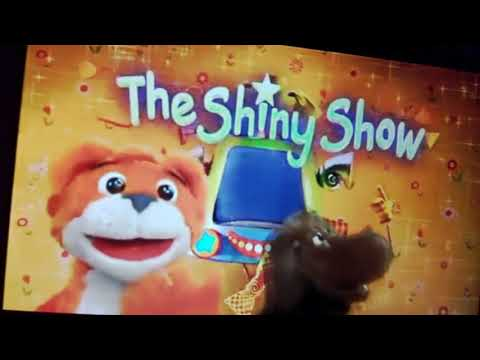 THE SHINY SHOW : season 2 opening theme. 🐵🐶🐯 - (🎶💍💎🌟🌠🎆)