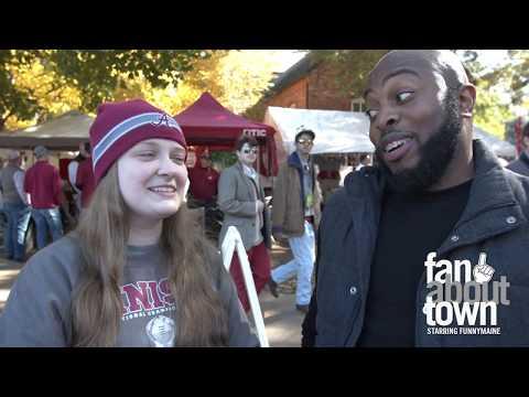 Fan About Town Starring FunnyMaine: Episode 6 (Tuscaloosa, AL) - LSU Vs Alabama