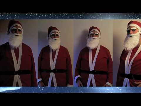 Have Yourself A Merry Little Christmas - Santa Clauss' Quartet - A Cappella Multitrack (HD)
