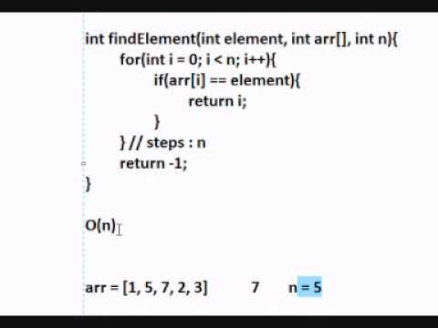 Lecture 02 (NEW) Analysis of algorithms