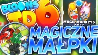 Bloons TD6 [PL] odc.22 - Magiczne małpki *MAGIC MONKEY ONLY*