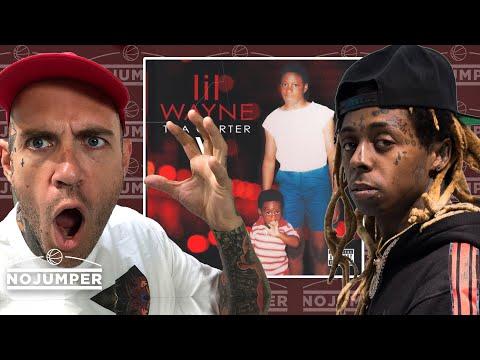 """Lil Wayne """"Tha Carter V"""" Album is CRAZY! - Adam22 Reacts"""