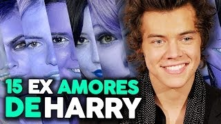 15 Ex Amores de Harry Styles