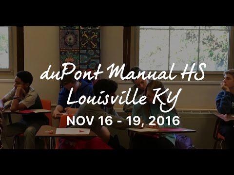 duPont Manual High School, Louisville, KY 2016