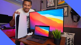 """Amazing 32"""" 4K HDR monitor for video editing and PS5