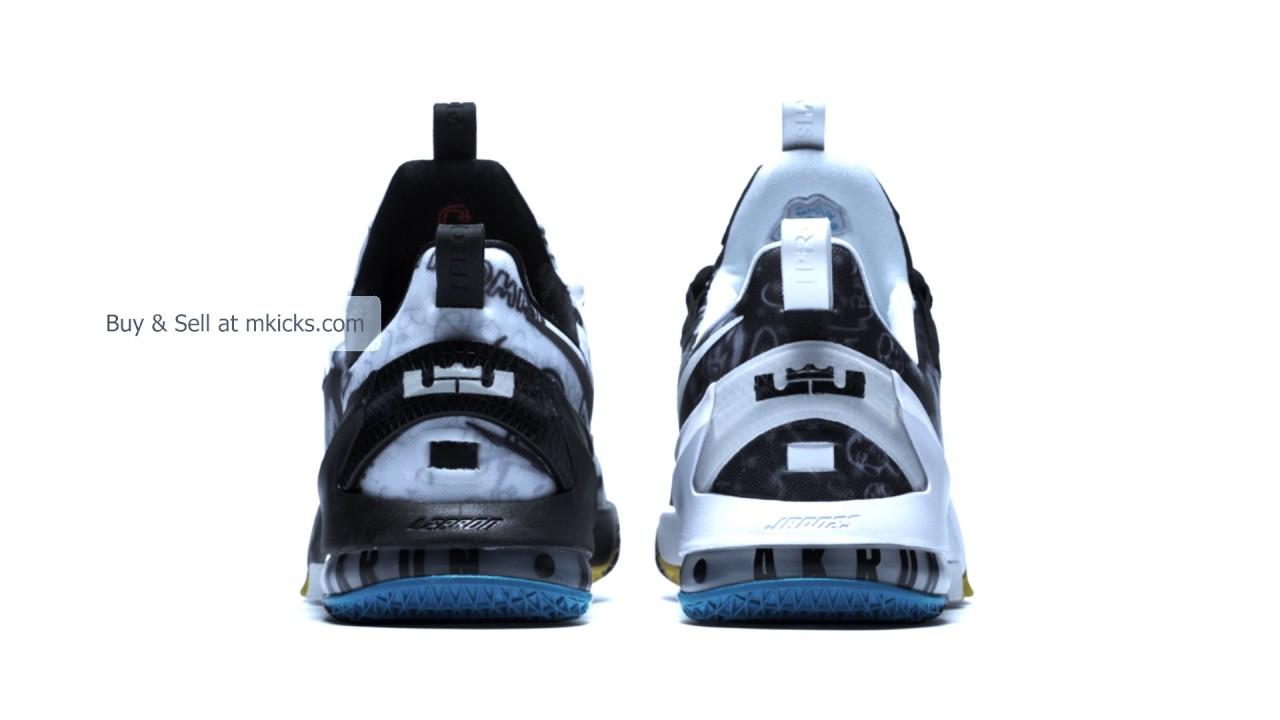 8610a8eb310 Nike LeBron 13 Low