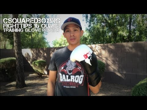 FIGHTTIPS Boxing/ Training Glove REVIEW
