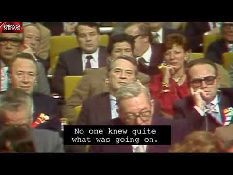 Chaos & confusion at the 1982 World Cup draw