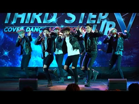 160619 BRUTE cover BTS - I NEED U + FIRE @THIRD STEP UP 5th Cover Dance