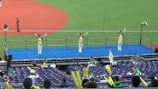 【2018年日本選手権】JR東日本東北の応援風景「JB」「いけいけ・ランナー」「チャンスJR」