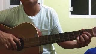 El Cordero Y El León Tutorial Guitarra Evan Craft Ft. Twise