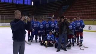 Чемпионат Саратовской области по хоккею СК Сигнал 2009 г