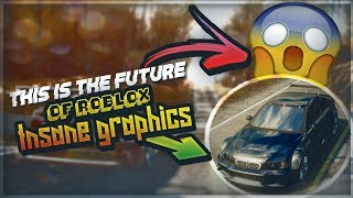 THIS IS ROBLOX!? | INSANE GRAPHICS! 😱 NEW REALISTIC GRAPHICS IS HERE..