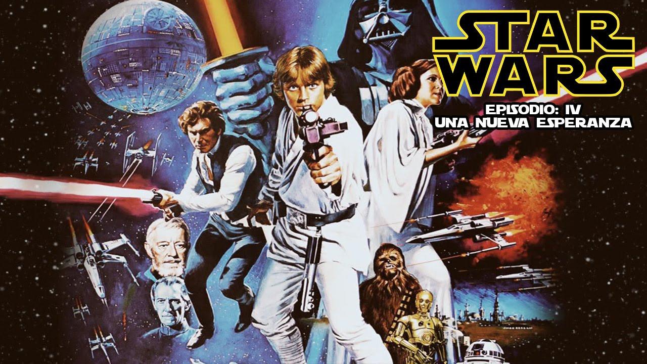 Resultado de imagen de star wars episodio iv