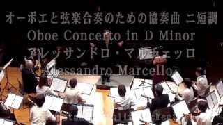 オーボエと弦楽合奏のための協奏曲 ニ短調