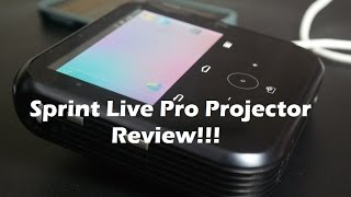 Sprint Live Pro Project Review