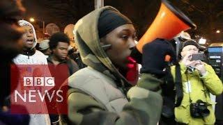 Eric Garner protest: