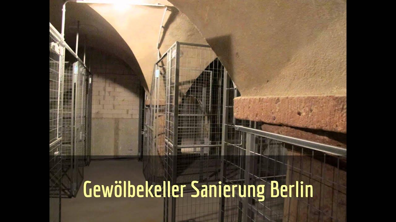 Gew lbekeller sanieren berlin kellersanierung youtube - Kastenfenster sanieren berlin ...