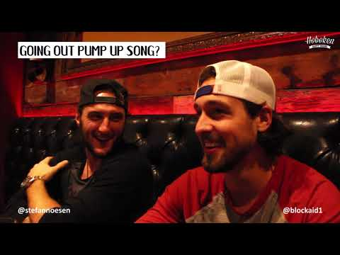 Famous in Hoboken: {New Jersey} Devils Among Us: Keith Kinkaid & Stefan Noesen