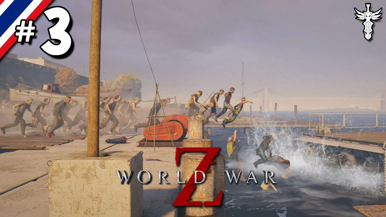 WORLD WAR Z #3 ซอมบี้มหานคร