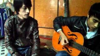 Quynh - guitar (Lam Vu feat Ti Heu)