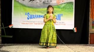 Lasya Dhulipala - Bharata mataku jejelu