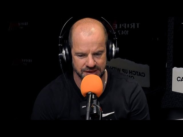 Mark Ricciuto's Revealing Chat About His Battle With Concussion | Roo & Ditts | Triple M