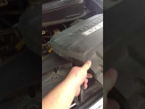 Honda Pilot Oil Pressure Switch / Sensor 2009 - 2015 VCM VTEC DIY
