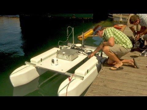 University of Hawaii robotic vessel helps in times of disaster
