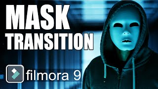 Mask Transition! | Filmora Transition Effects