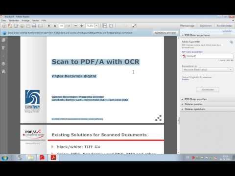 LuraTech PDF Compressor in Practice – Part 2  Processing born digital documents 04 09 14 15 02