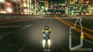 Speed Game - Mario Kart Wii - Un ensemble de records