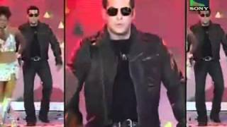 Salman Khan #02s performance @ Awards 2011