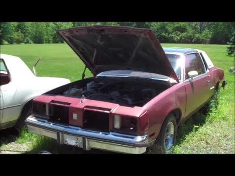 Another 260 Dies At Classic G Body Garage Youtube