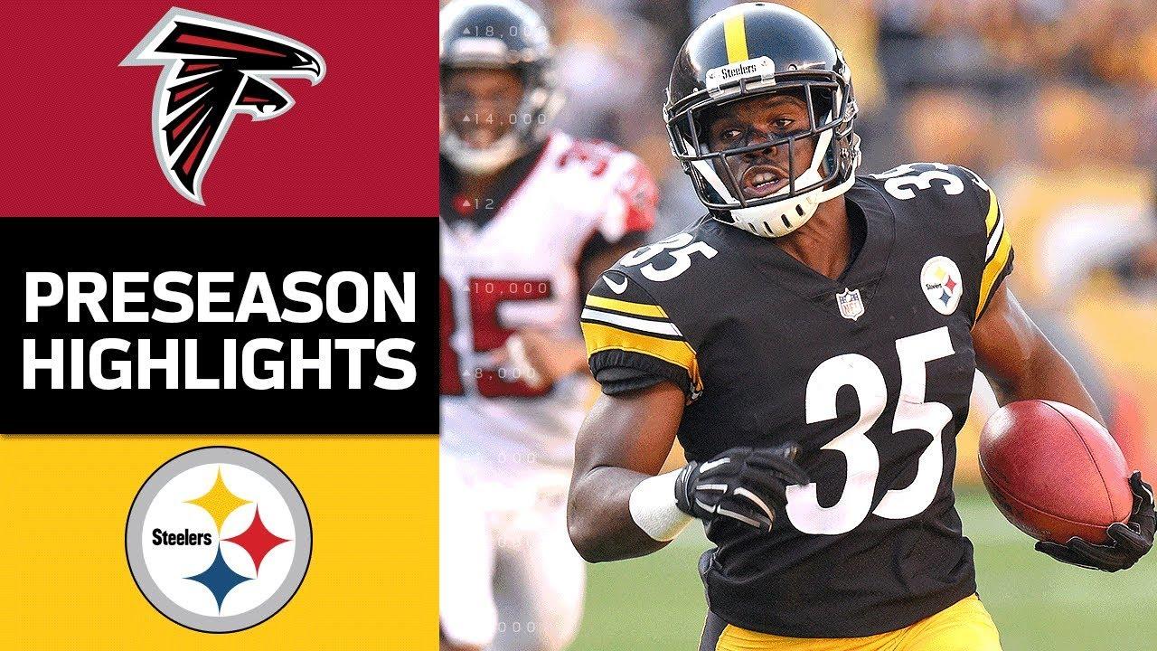 Falcons Vs Steelers
