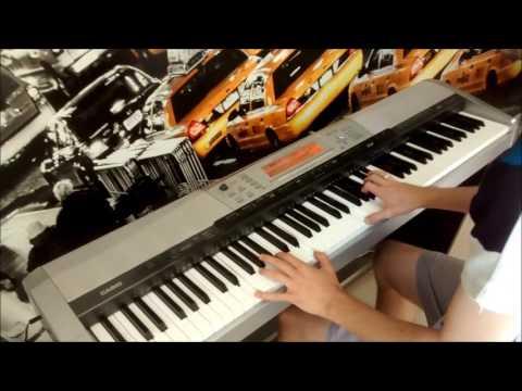 The Last Goodbye (acoustic piano solo) - Zakk Wylde (Black Label Society)
