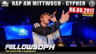 RAP AM MITTWOCH WIEN: 08.09.17 Die Cypher feat. FELLOWSOPH, MIGHTY P., TISOS uvm. (1/4)