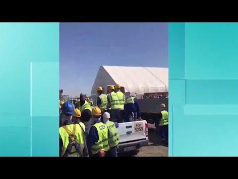 ആശങ്ക ഒഴിഞ്ഞു: മലയാളികൾക്ക് സുരക്ഷ നൽകി| Kazakhstan - Indian workers