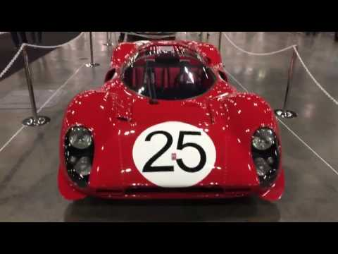 LOS ANGELES - -CLASSIC AUTO CAR SHOW