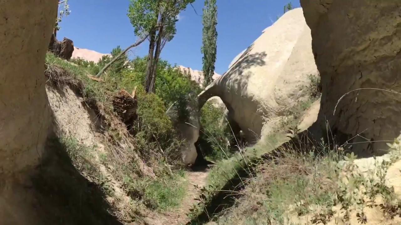 Zemi Vadisi (Cappadocia - Kapadokya) - YouTube