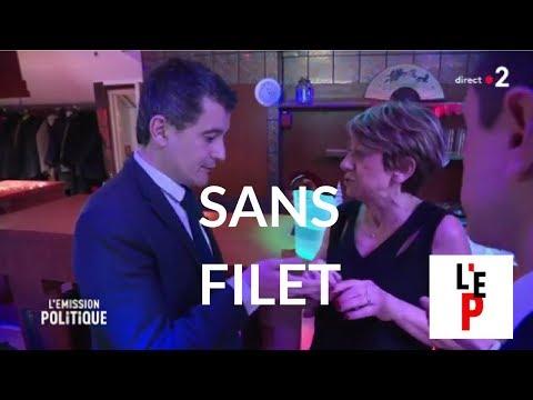 L'Emission politique du 15 mars 2018 - Sans filet à la rencontre des retraités (France 2)
