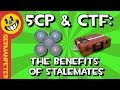 5CP & CTF: The Benefits of Stalemates