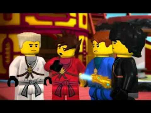 Lego NinjaGo xanh la phan2 tap6 Dung tin loai ran tieng Viet