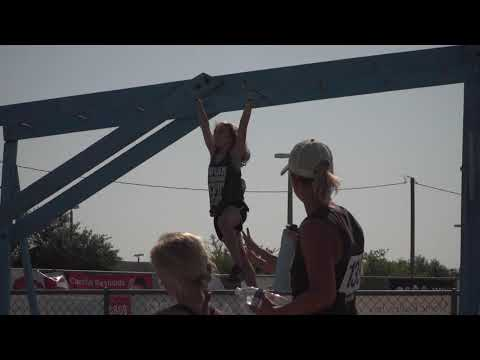 Lucy Buck 2019 Obstacle Course 2019 TriFitness World Challenge