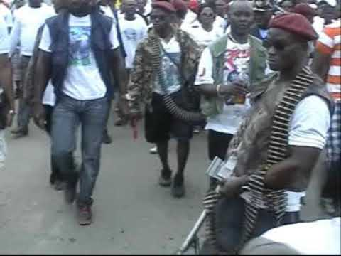 Download Ateke Tom arms surrender via amnesty in Nigeria