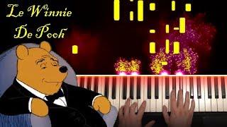 Winnie The Pooh Theme but it's COCKTAIL JAZZ