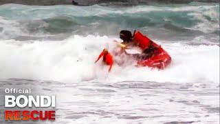 Rescue Boat Flips! | Bondi Rescue S7