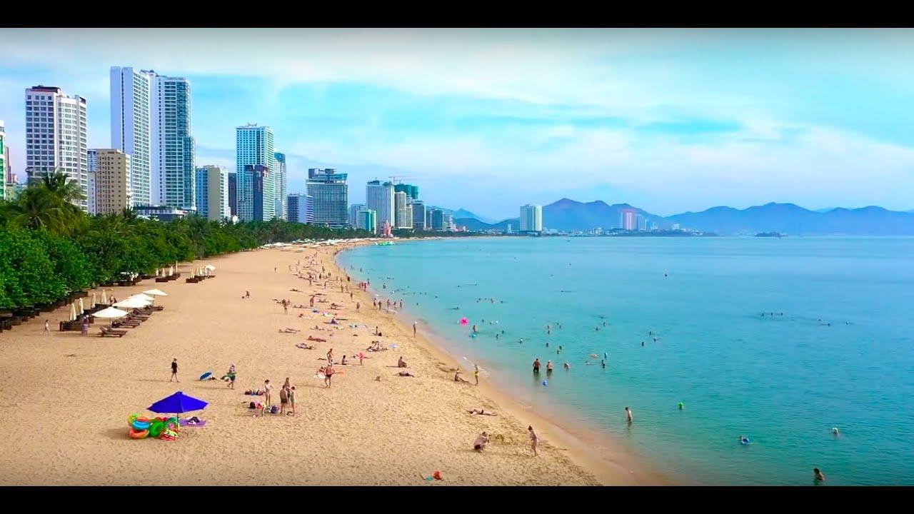 Bãi Biển Nha Trang – Nha Trang Beach (Flycam) – CHECKIN VN | Tổng hợp bài viết liên quan đến thời trang