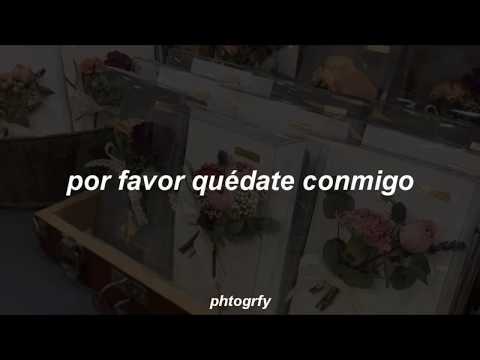 lover, please stay - nothing but thieves // español