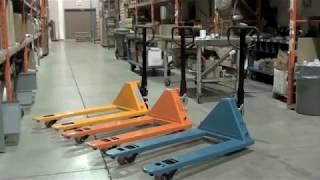 Transpalette hydraulique Kleton | Pedlex